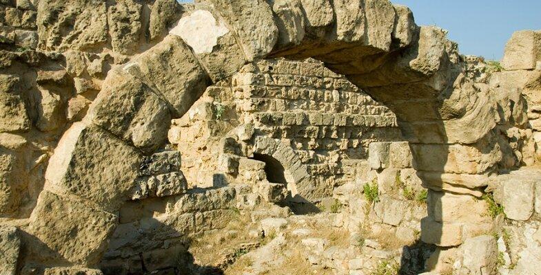 Саламин, Северный Кипр, Кипр