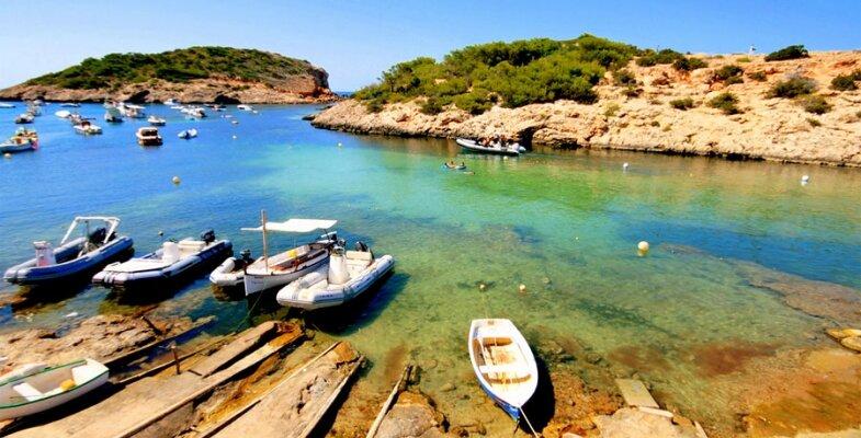о. Ибица, Балеарские острова, Испания