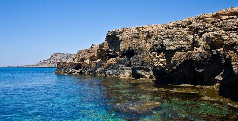 Мыс Греко, Айя-Напа, Кипр